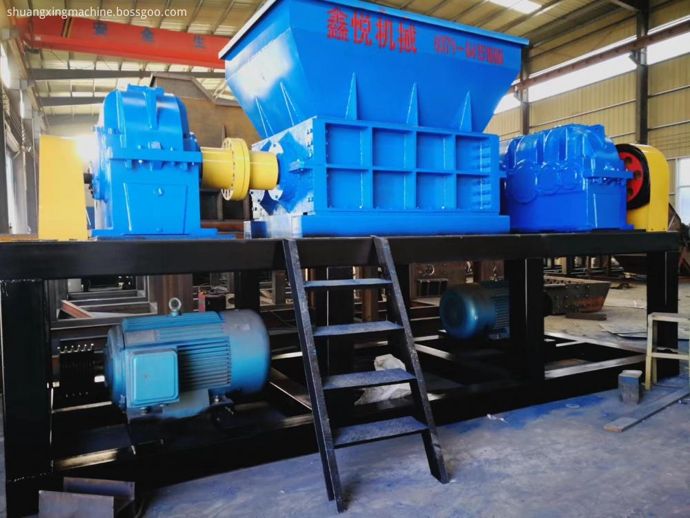 Metal Crusher Equipment for Waste Steel
