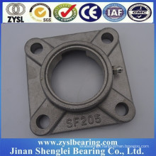 square flanged Y-bearing FY 2.7/16 TF