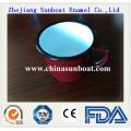 Enamel Drinkingware Mug with Handle