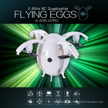Flying Egg With Wifi FPV Camera Foldable Selfie Drone Altitude Hold RC Quadcopter Flying Ball Christmas Gift Toys SJY-A6HW