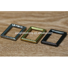 Bag strap buckle,custom metal accessories for handbags