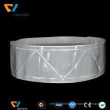 дунгуань дешевые цены 3M ПВХ предупреждение светоотражающие ленты водонепроницаемый
