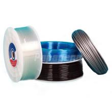 Carretes de manguera usados en equipos de lubricación de minería