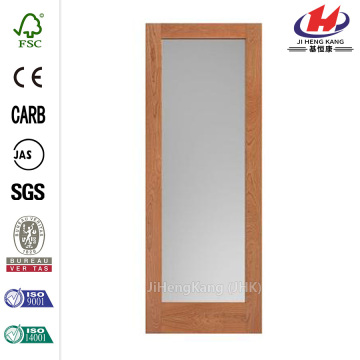 JHK-G01  Ventilated Steel Frame Frosted Glass Closet Interior Sliding  Door