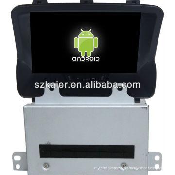 Android System Auto DVD-Player für Buick Encore mit GPS, Bluetooth, 3G, iPod, Spiele, Dual Zone, Lenkradsteuerung