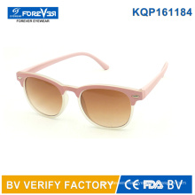Kqp161184 Children Sunglasses Hotsale Clubmaster Style