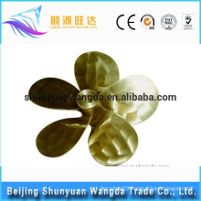 China Manufacture Types OEM investment casting wax Marine exhaust fan impeller