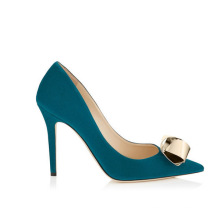 New Design Fahion High Heel Pointey Ladies Shoes (Y 72)