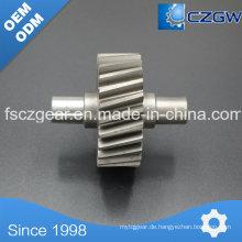 Gute Qualität Customized Getriebe Getriebe Nichtstandard Gear für verschiedene Maschinen