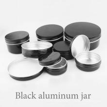 Boîte en aluminium avec bouchon à vis (NAL02)