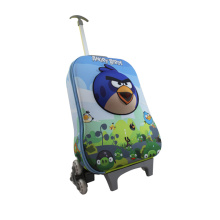 EVA 3D angery Bird historieta carretilla escuela bolsas mochila material de Eva