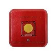 Punto de llamada manual inalámbrico para sistema de alarma contra incendios