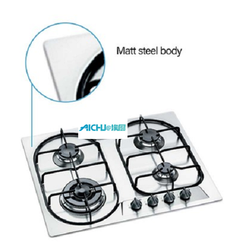 Glen Stainless Steel Built-in Hob