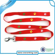 Custom Desiged Polyester Screen Printed Dog Leashes