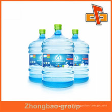 packing material heat sensitive PVC shrink sleeve for mineral water labeling