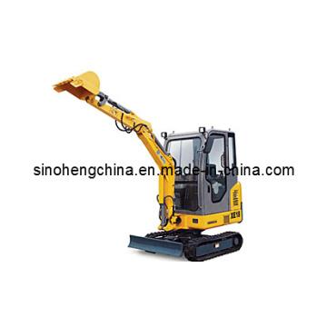 XCMG Compact Excavator Xe18 0.044m3 / 16.5 / 2200kw / Rpm1.78ton
