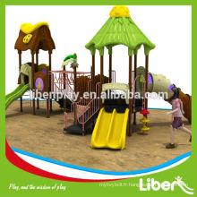 Équipement de terrain de jeu intérieur et extérieur de haute qualité pour le parc d'attractions LE.YG.042