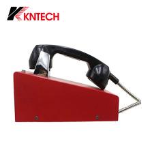 Tipo de escritorio Teléfono para llamadas de emergencia Knzd-28 Kntech