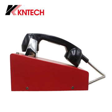Desk Type Telephone for Emergency Call Knzd-28 Kntech
