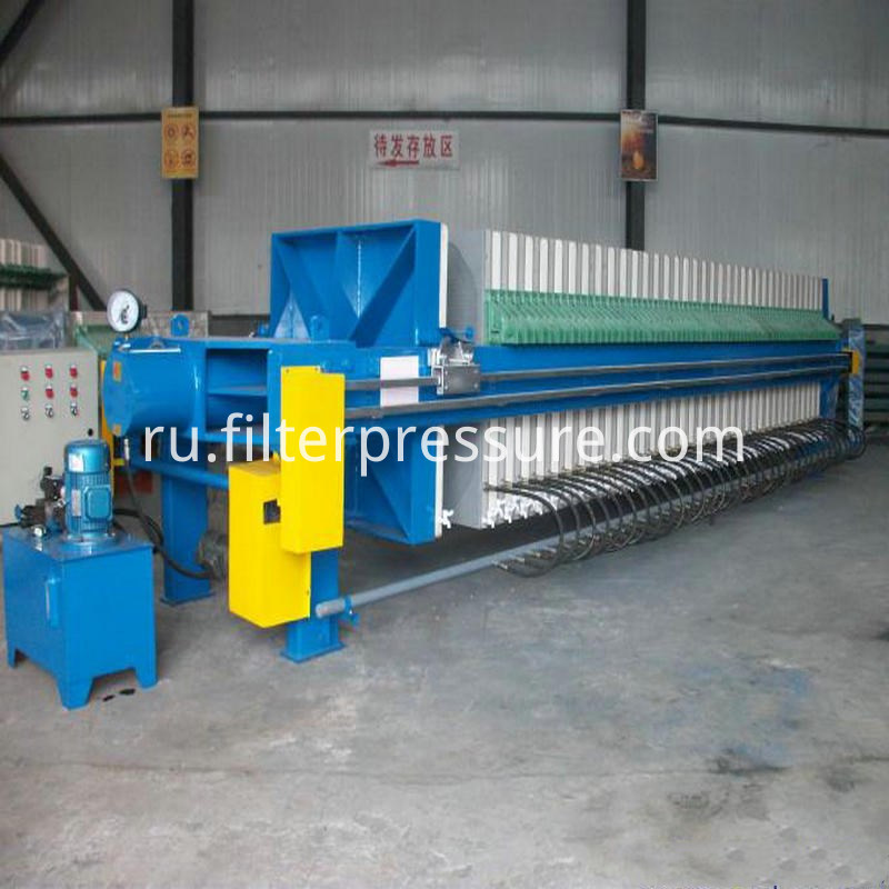 Sewage Cast Iron Filter Press 5
