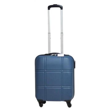 Hardside 4 Spinners 19'' Carry-on ABS xe đẩy Case