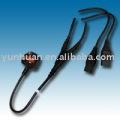 Type de câbles UK répartiteur cordon détachée câble europe, cordons d'alimentation américaine didvid