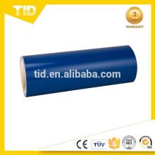 Lámina Reflectante Azul, Grado de Publicidad, Película de Superficie de PET, ASTM D4956,3100