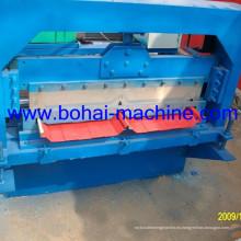Máquina formadora de paneles de techo ocultos Bohai