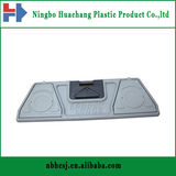 construction tool/plastic ladder ledge for construction /plastic injection parts/customized plastic injection