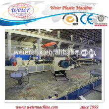 PVC waterproof sheet production line