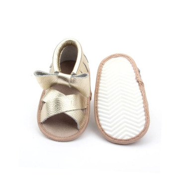 Golden Baby Bling Sandalen