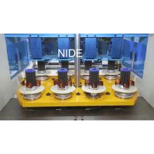 Máquina automática da montagem da produção do estator do motor (linha)