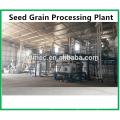 Planta de procesamiento de semillas de avena de cebada de soja de alta calidad