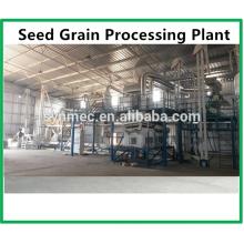 Qualitäts-Sojabohnen-Gersten-Hafer-Samen-Verarbeitungsanlage