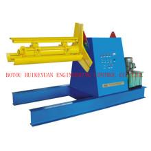 Alta qualidade grande capacidade automática hidráulica Decoiler