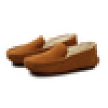 Warme Wintermänner beiläufige Schuhe mocassin Schuhe loafer Schuhe