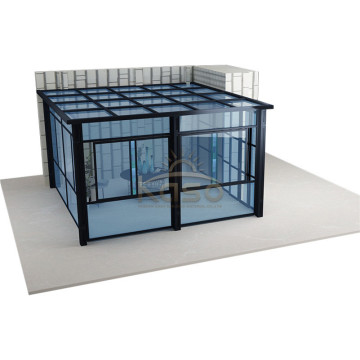 Sala de juegos 4Season Vinyl Window Greenhouse Lowe Sunroom