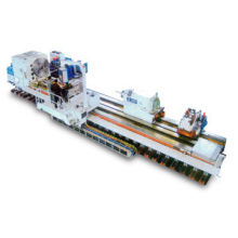 CNC Horizontal Heavy Duty Lathe Machine, Suitable for Industries of Energy, Transportation, and More
