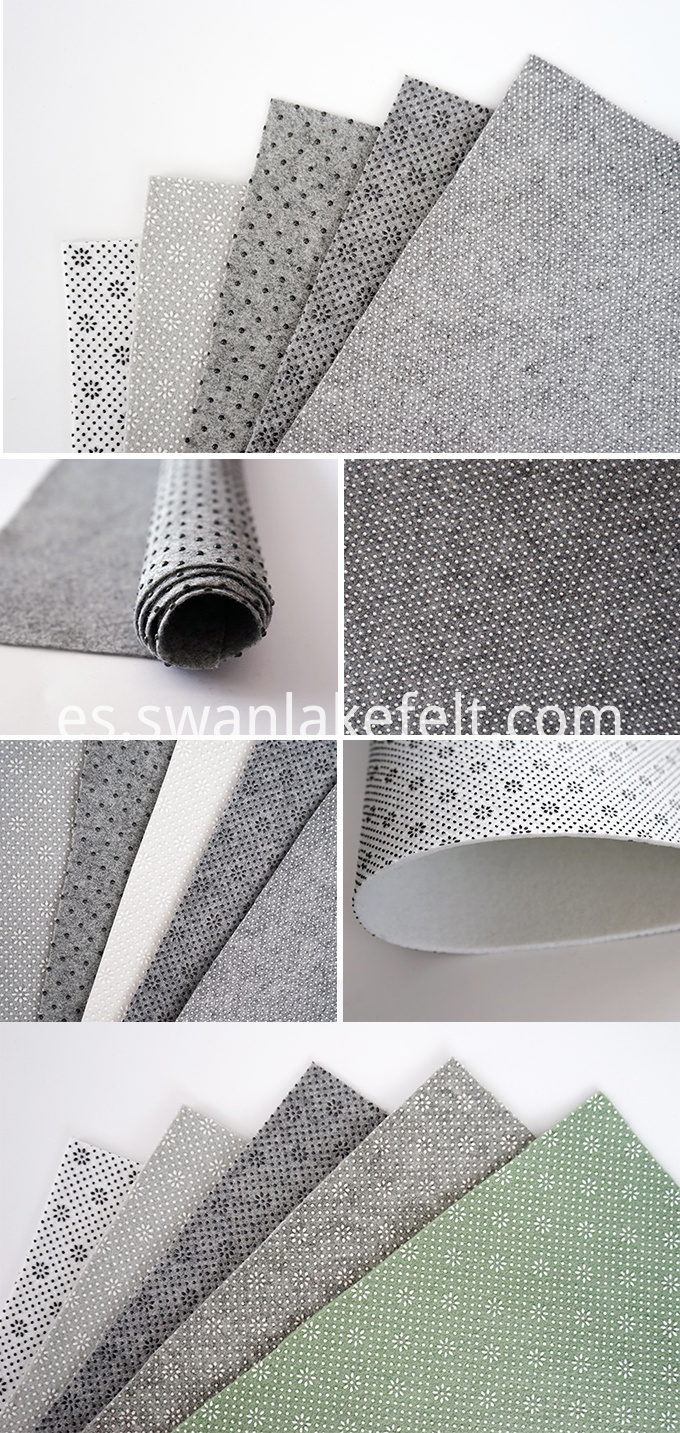 Anti Slip Nonwoven