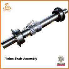 Gear Pinion Shaft Assembly For Mud Pump