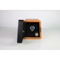 Remontoir pour montre simple en cuir PU en microfibre Nouveau