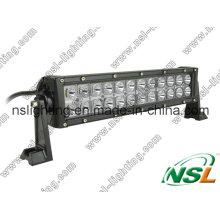 13in 72W barra de luces de trabajo LED Flood & Spot Combo Offroad 4WD Aleación de niebla de la lámpara 10 ~ 30V Nsl-7224b-72W