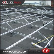 Innovador kit de montaje en techo de tejas PV Solar MID Clamp (ZX031)