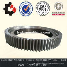 OEM High Quality Large Forging Ring Gear For Reducer Made In China