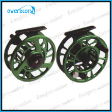 Machined Fly Reel aparejos de pesca