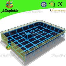 Parque de trampolim de alta qualidade para venda