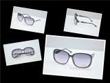 Black Plastic Sunglasses