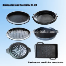 Customized cast iron enamel cookware