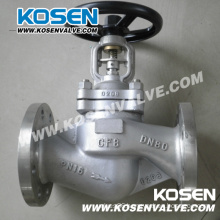 Stainless Steel Bellow Sealed Globe Valves