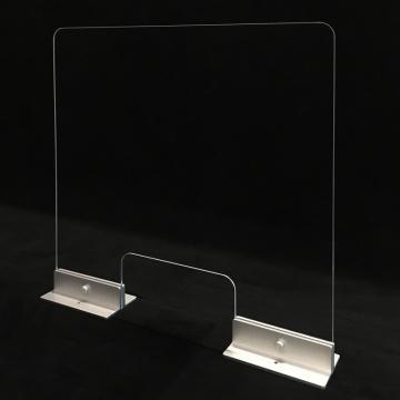 Customized plastic acrylic counter virus protector